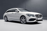 Mercedes-Benz CLA 200 D Shooting Brake (ref: 0751355017)
