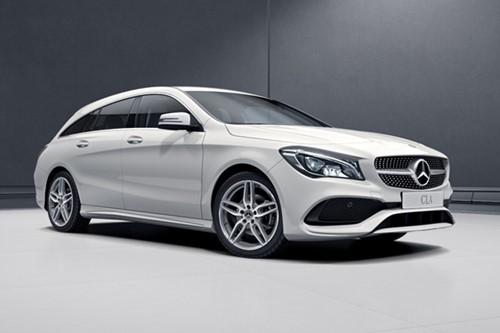 Mercedes-Benz CLA 180 D Shooting Brake (ref: 0751355575)
