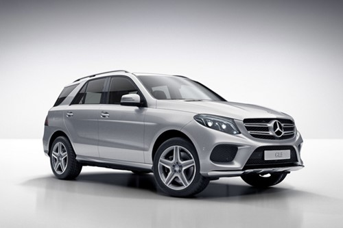 Mercedes-Benz GLE 250 D 4MATIC (ref: 0751347452)
