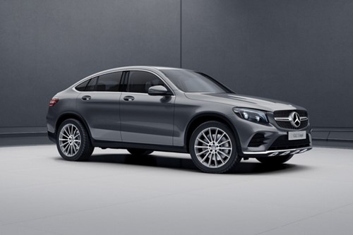 Mercedes-Benz GLC 220 D 4MATIC Coupé (ref: 0751315150)