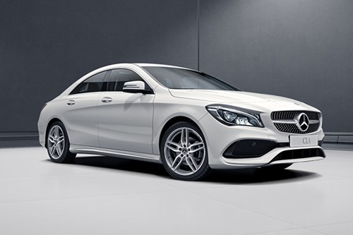 Mercedes-Benz CLA 180 Coupé (ref: 0751350604)