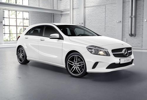 Mercedes-Benz A 160 (ref: 0751337998)