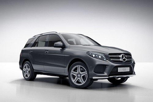 Mercedes-Benz GLE 250 D 4MATIC (ref: 0751347455)