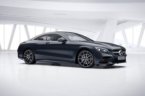 Mercedes-Benz S 560 Coupé (ref: 0751351322)