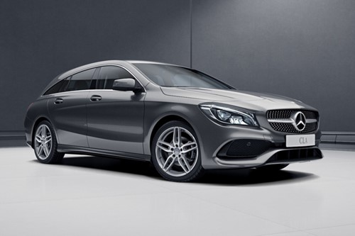 Mercedes-Benz CLA 180 D Shooting Brake (ref: 0751342028)