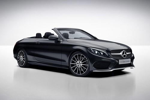 Mercedes-Benz C 200 Cabriolet (ref: 0751335597)