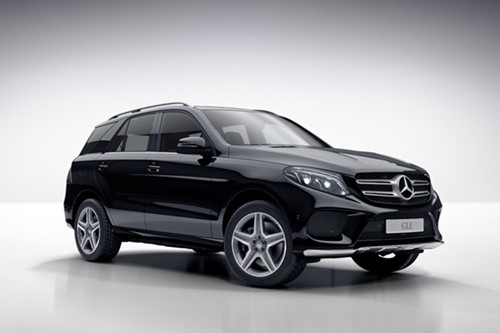 Mercedes-Benz GLE 350 D 4MATIC (ref: 0751335544)