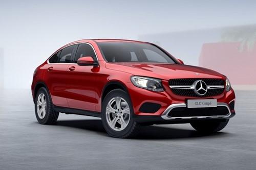 Mercedes-Benz GLC 350 E 4MATIC Coupé (ref: 0751311116)