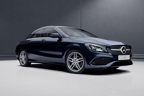 Mercedes-Benz CLA 180 D Coupé (ref: 0751341630)