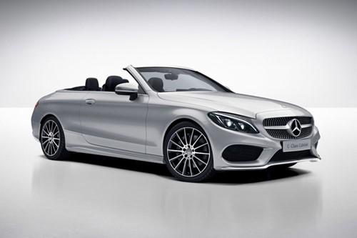 Mercedes-Benz C 200 Cabriolet (ref: 0751335563)