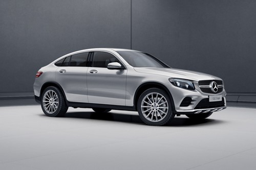 Mercedes-Benz GLC 220 D 4MATIC Coupé (ref: 0651310482)