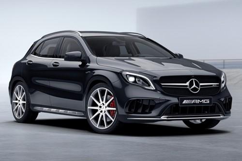 Mercedes-Benz Mercedes-AMG GLA 45 4MATIC Sport Utility (ref: 0751315845)