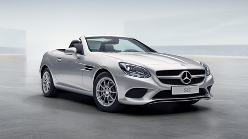 Mercedes-Benz SLC 200 (ref: 0551391950)
