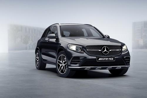 Mercedes-Benz Mercedes-AMG GLC 43 4MATIC (ref: 0751312382)