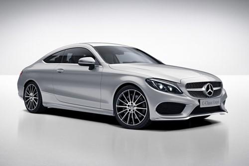Mercedes-Benz C 200 Coupé (ref: 0751349374)