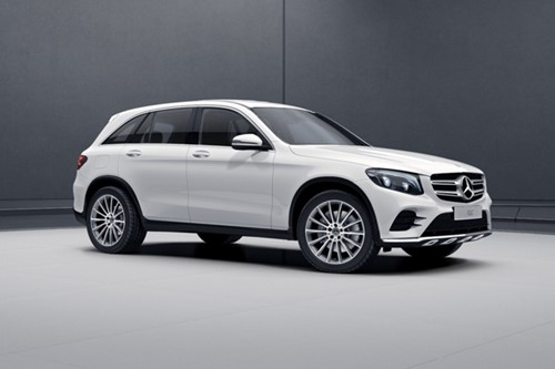 Mercedes-Benz GLC 220 D 4MATIC (ref: 0751315303)