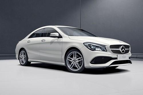 Mercedes-Benz CLA 180 D Coupé (ref: 0751341820)