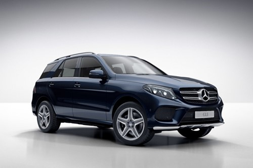Mercedes-Benz GLE 250 D 4MATIC (ref: 0751347454)