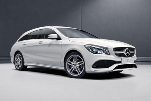 Mercedes-Benz CLA 180 D Shooting Brake (ref: 0751342062)