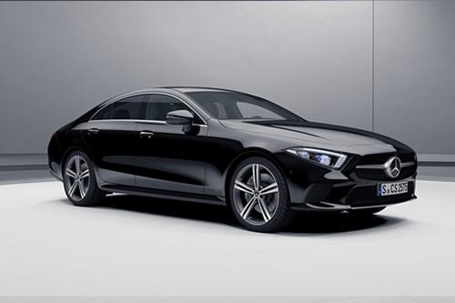 Mercedes-Benz CLS 350 D 4MATIC Coupé (ref: 0751330618)