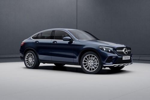 Mercedes-Benz GLC 220 D 4MATIC Coupé (ref: 0751315001)