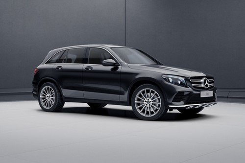 Mercedes-Benz GLC 220 D 4MATIC (ref: 0751316067)