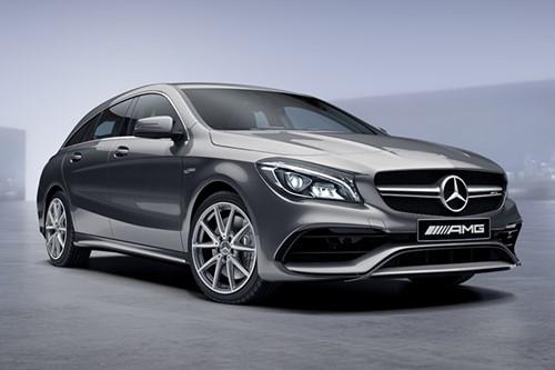 Mercedes-Benz Mercedes-AMG CLA 45 4MATIC Shooting Brak (ref: 0751382088)