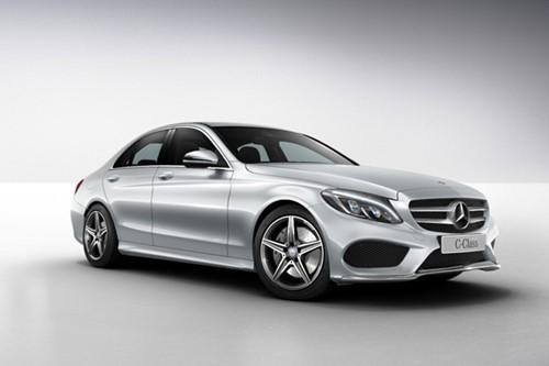 Mercedes-Benz C 160 (ref: 0751332569)