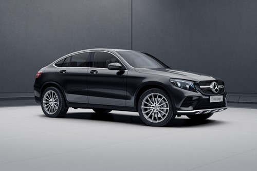 Mercedes-Benz GLC 220 D 4MATIC Coupé (ref: 0751315153)