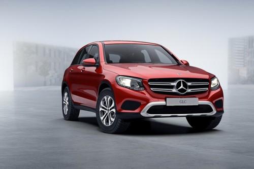Mercedes-Benz GLC 220 D 4MATIC (ref: 0751381550)