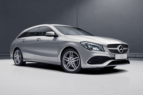 Mercedes-Benz CLA 180 D Shooting Brake (ref: 0751342060)
