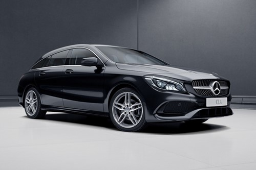 Mercedes-Benz CLA 180 D Shooting Brake (ref: 0751342066)