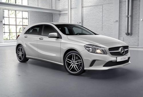 Mercedes-Benz A 180 (ref: 0751338143)