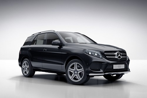 Mercedes-Benz GLE 250 D 4MATIC (ref: 0751347456)