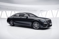 Mercedes-Benz S 350 D 4MATIC (ref: 0751340389)