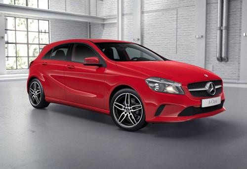 Mercedes-Benz A 160 (ref: 0751338072)