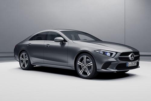 Mercedes-Benz CLS 400 D 4MATIC Coupé (ref: 0751330658)
