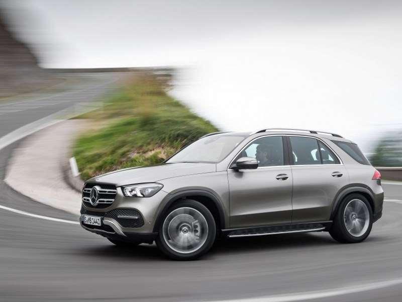 Commercialisation du nouveau Mercedes-Benz GLE