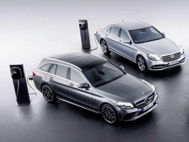 Mercedes-Benz E 300 de : l'hybride plug-in avec technologie diesel de pointe