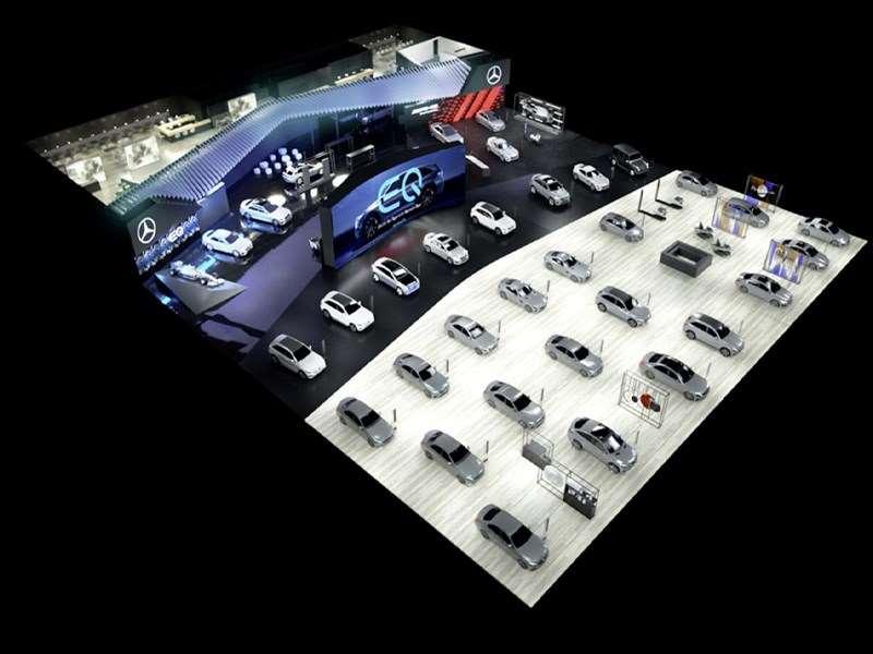 Salon international de l'automobile de Genève : six premières mondiales - du CLA Shooting Brake au SUV