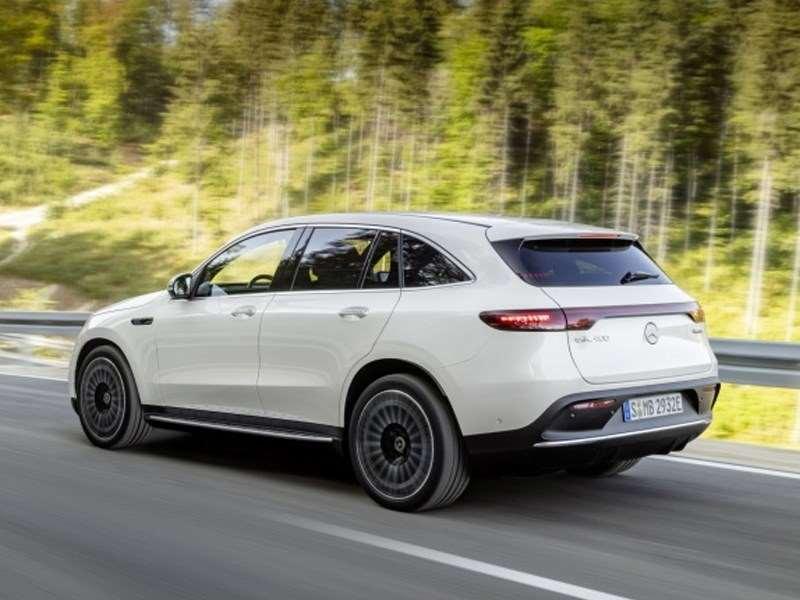 Mercedes-Benz donne un avant-goût de l'avenir électrique du van premium avec le Concept EQV