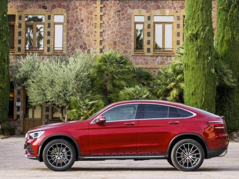 Le nouveau Mercedes-Benz GLC Coupé