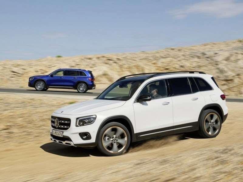 Le nouveau Mercedes-Benz GLB : pour la famille et les amis