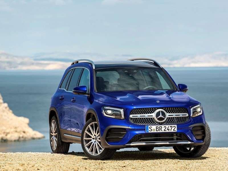Le nouveau Mercedes-Benz GLB : Dans les showrooms à la fin de l'année