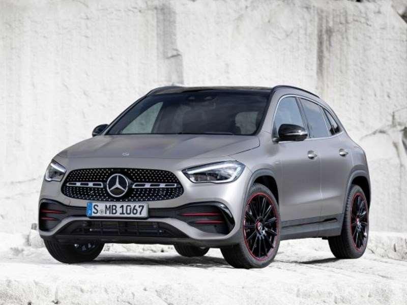 La nouvelle Mercedes-Benz GLA