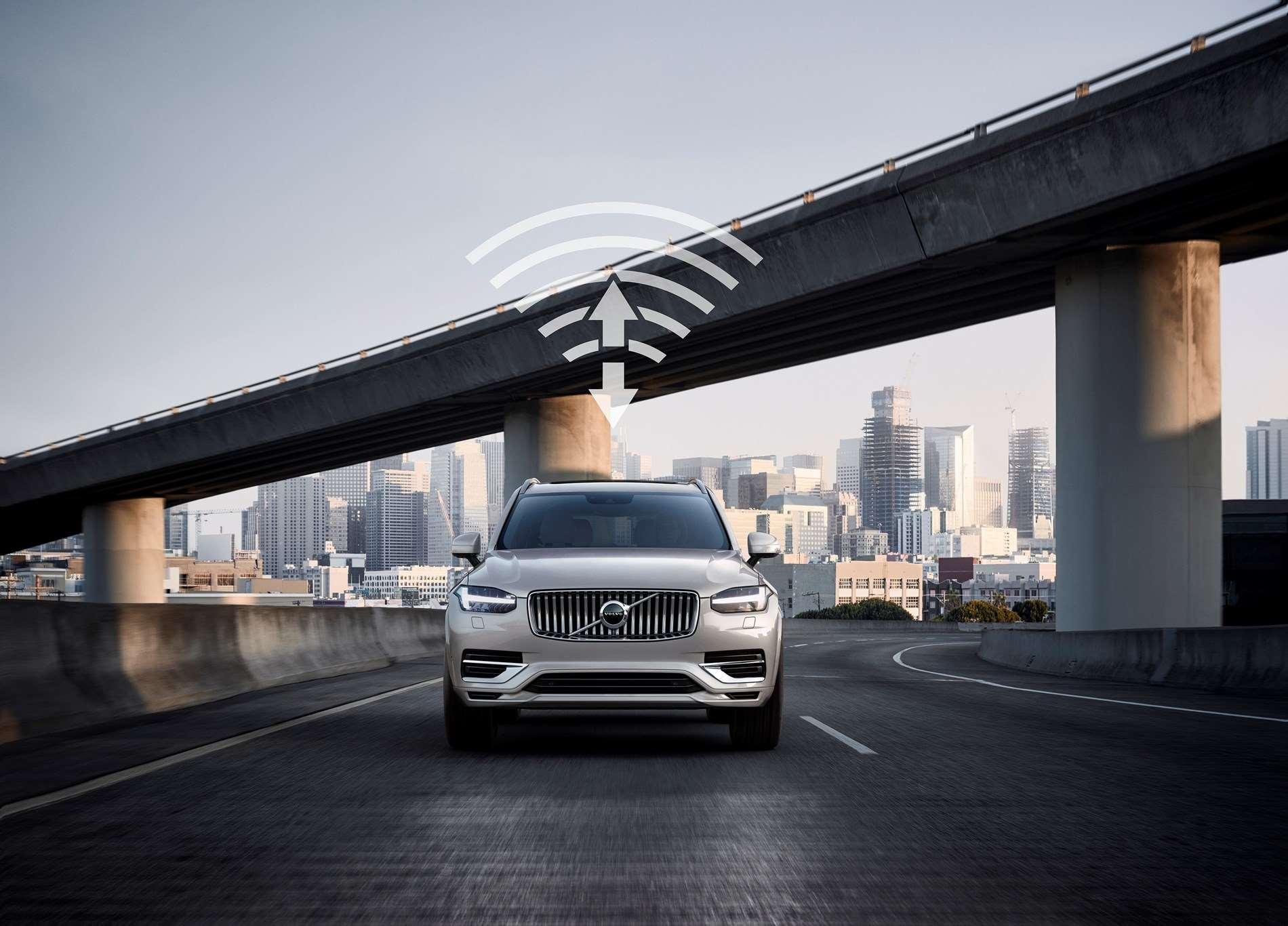 Volvo Cars en China Unicom slaan de handen in elkaar om 5G-communicatietechnologie te ontwikkelen in China