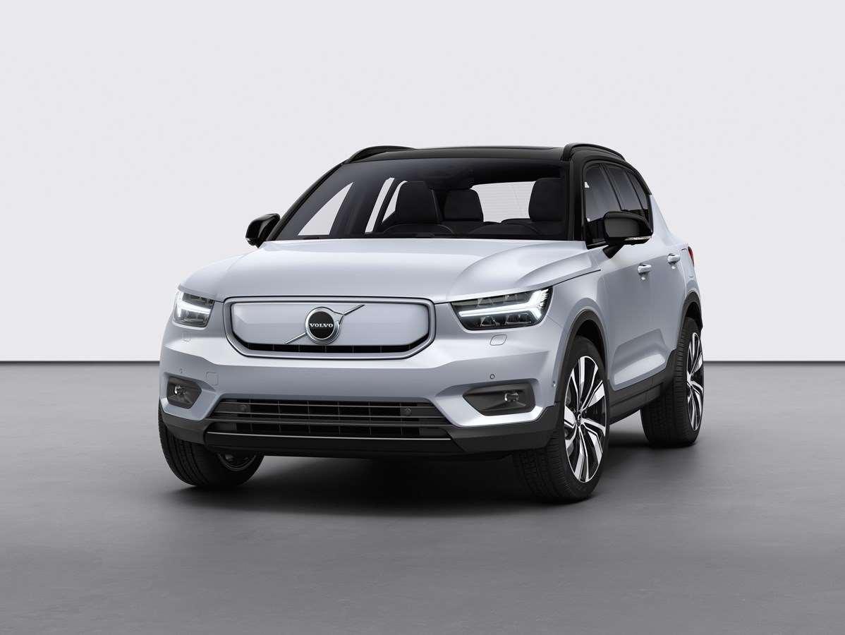 Sterke vroege consumentenvraag naar de volledig elektrische Volvo XC40 Recharge P8 AWD
