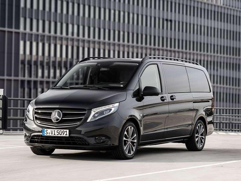 Le Mercedes-Benz Vito renouvelé