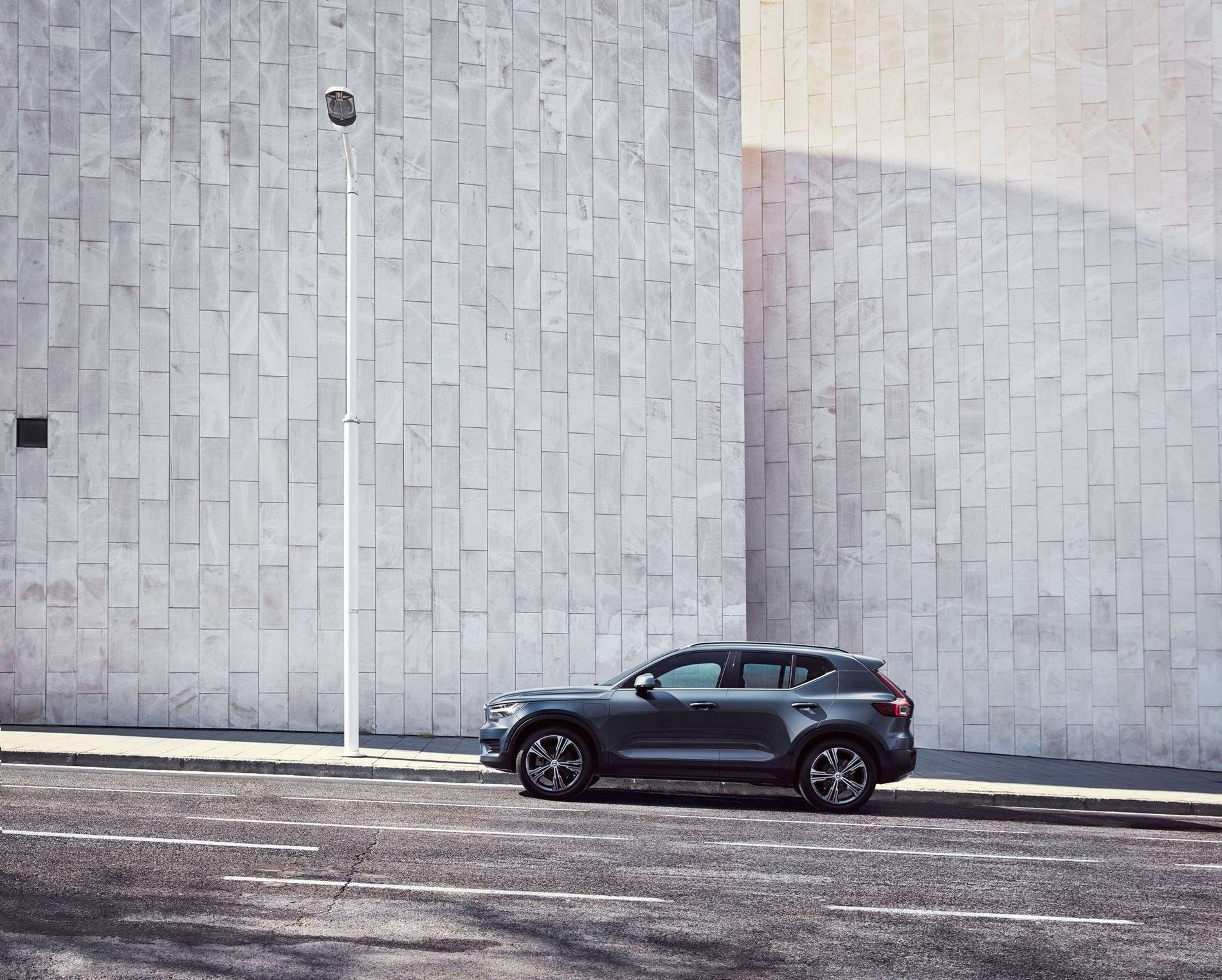 Volvo XC40 T4 Recharge Plug-in hybrid is scherp geprijsd en compleet uitgerust