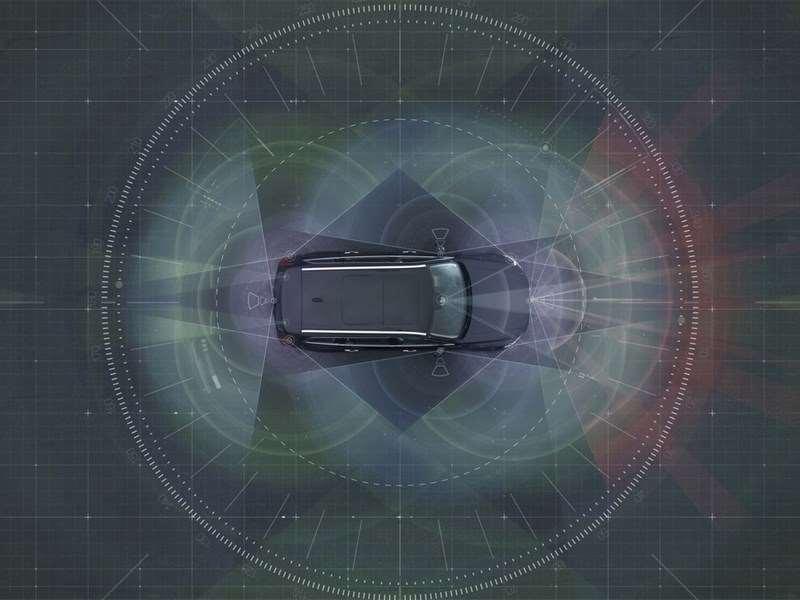 Volvo Cars en Veoneer ronden verdeling Zenuity af